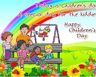 Happy Childrens Day Wishes Messages Quotes Greetings in English Telugu Hindi