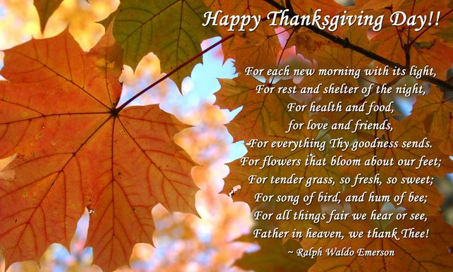 101 Best Thanksgiving Day Quotes Wishes Greeting Cards ...