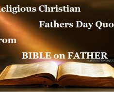 religious fathers day quotes
