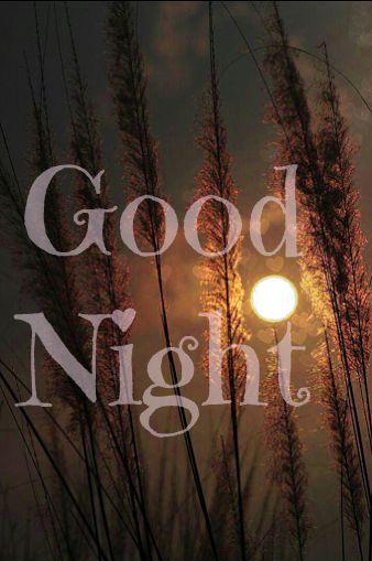 good night card