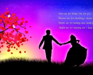 romantic love quotes on good night
