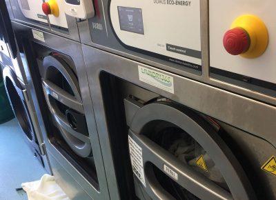 DOMUS WASHING MACHINES LAUNDRY