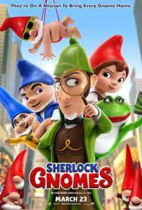 Sherlock Gnomes Full Movie Download Free 2018 HD DVD