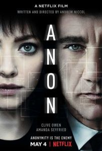 Anon Full Movie Download 2018 free 720p hd