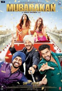 Mubarakan Full Movie Download Free 2017 HD DVD