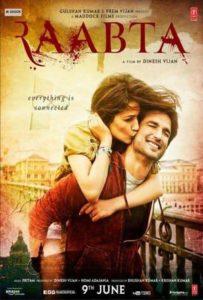 Raabta Full Movie Download Free 2017 HD 720p DVD