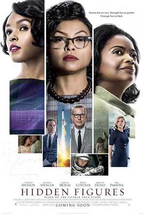 Hidden Figures Full Movie Download Free 2016 Dual Audio