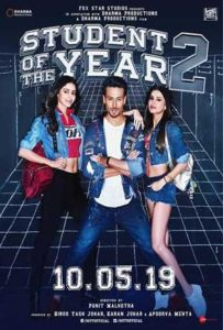 Student of the Year 2 Full Movie Download free 2019 HD