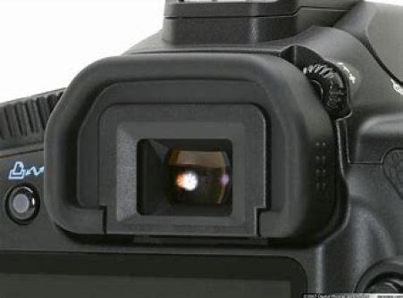 regular eye viewfinder