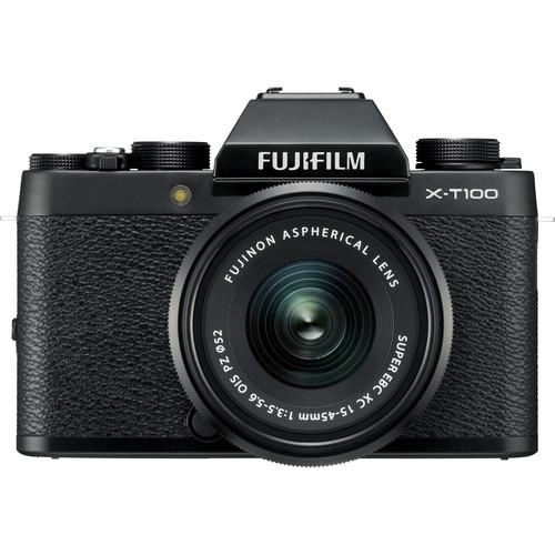 Fujifilm-X-T100-Mirrorless-Camera-Black