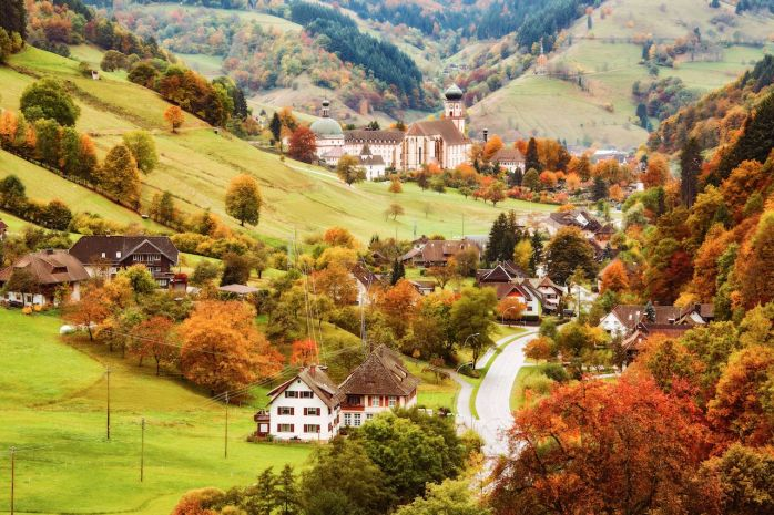 Black-Forest-Germany-in-autumn