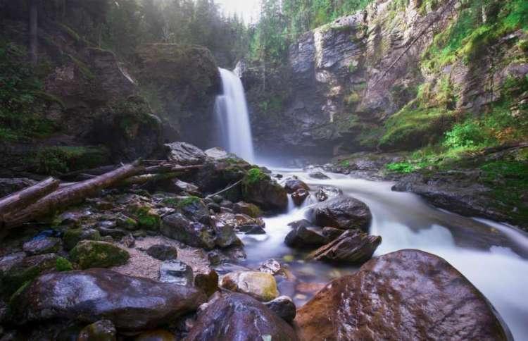 Sutherland Falls, New Zealand