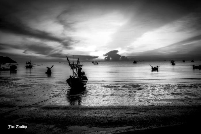 Jim Tulip - Foto Arte Black and White
