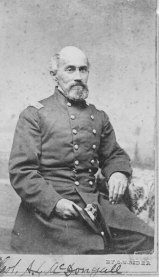 Colonel Archibald McDougall, Commander of the 123rd Regiment NYVI