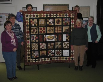 Civil War quilt 1