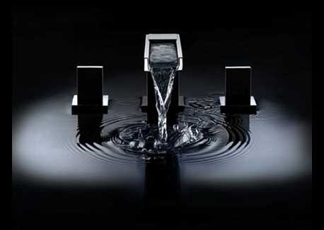 Altmans Aqueduct LED Bathroom Faucet