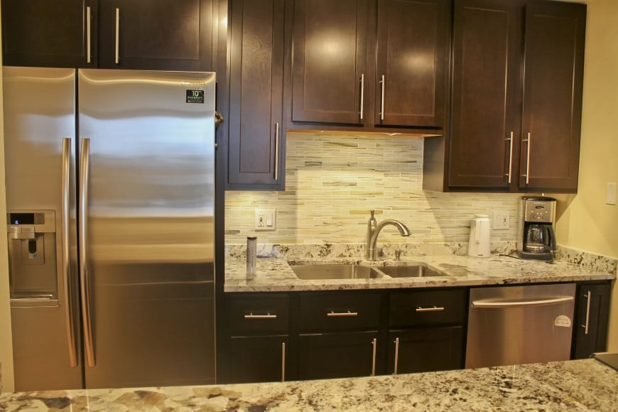magnificent mile condo remodel kitchen 111 e chestnut chicago il