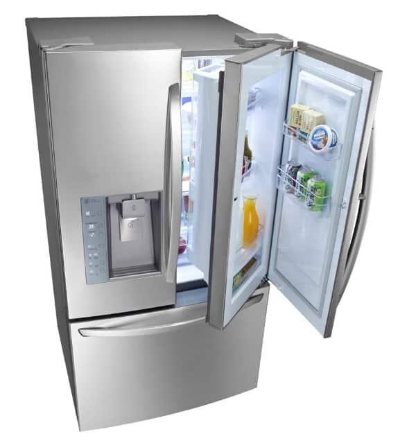 door in door fridge