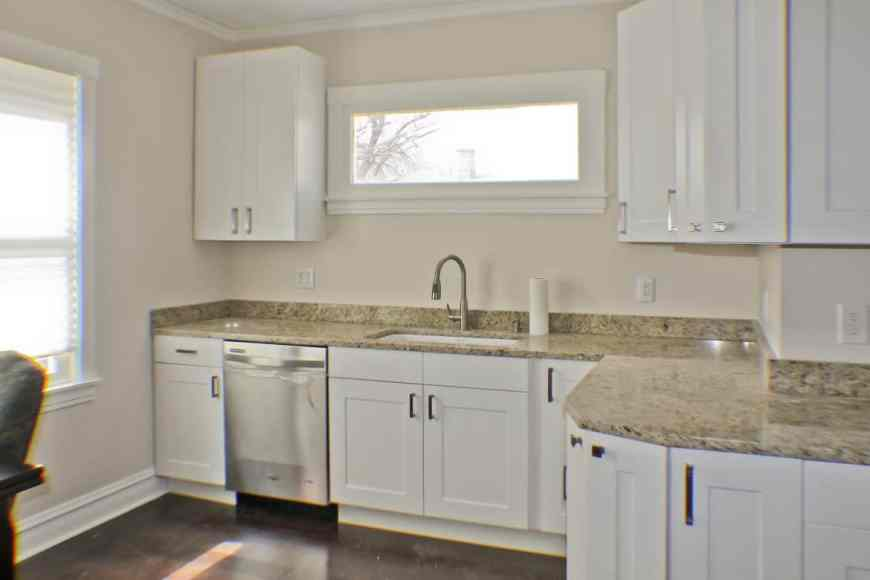 Oak Park Kitchen Remodel