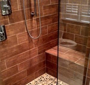 porcelain wood tile
