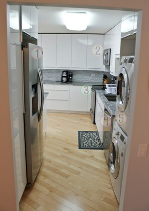 appliance placement small kitchen remodeling