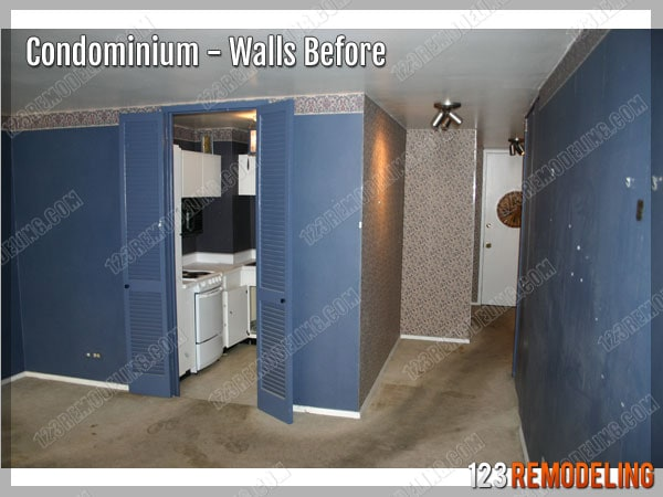 before kitchen remodeling picture