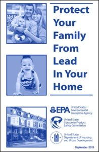 home remodeling lead-based paint