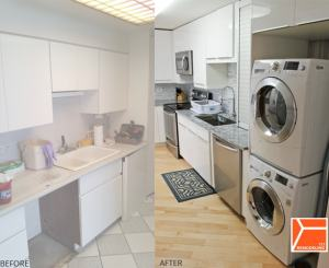 kitchen face-lift remodeling