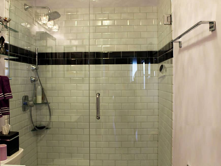 Guest Bathroom Renovation - 3150 N. Lake Shore Dr, Chicago, IL (Lakeview)