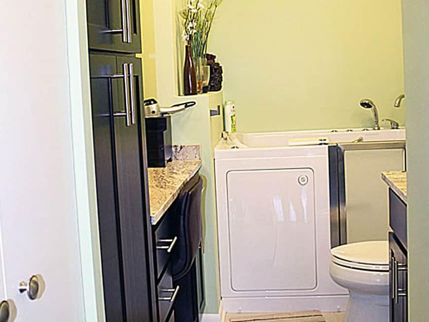 Master Bathroom Renovation - 3150 N. Lake Shore Dr, Chicago, IL (Lake View)