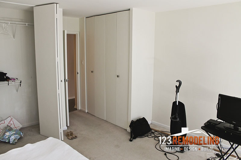 Before Bedroom Remodel - 111 E Chestnut St, Chicago, IL (Magnificent Mile)