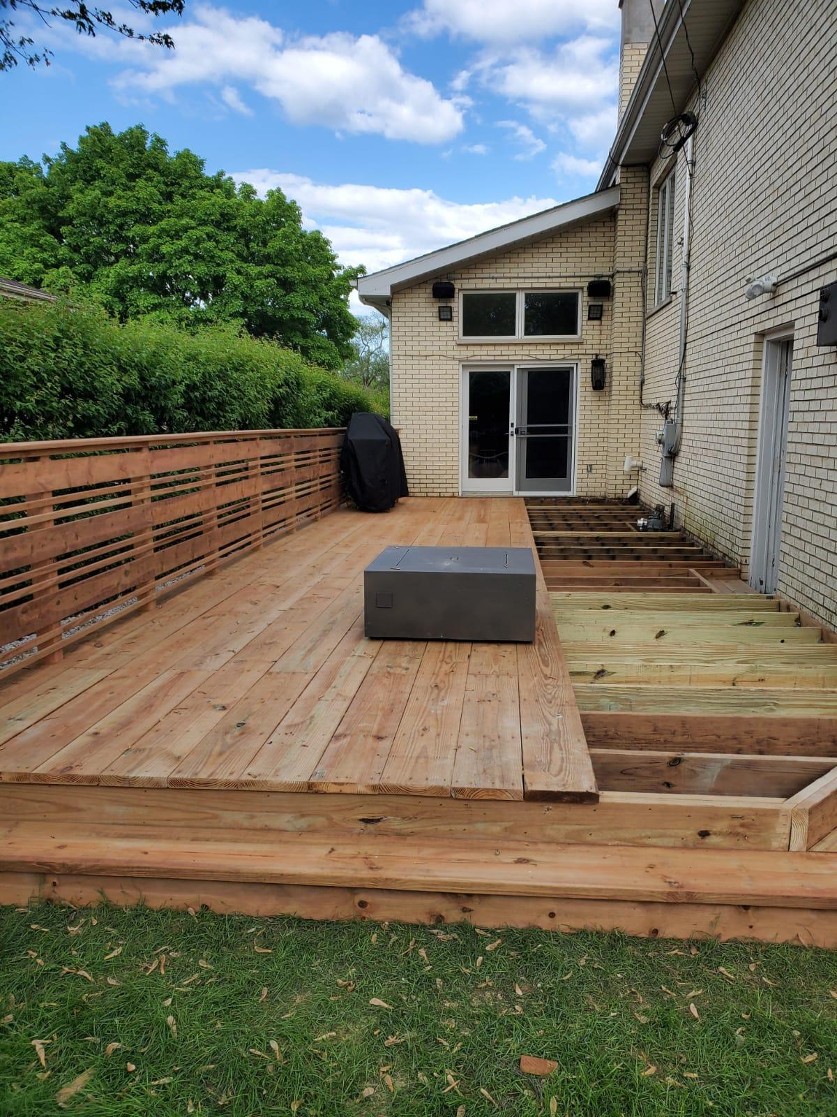 5 decking materials costs benefits