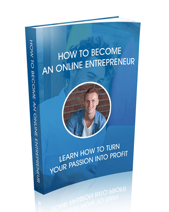 How To Become An Online Entrepreneur-eBook