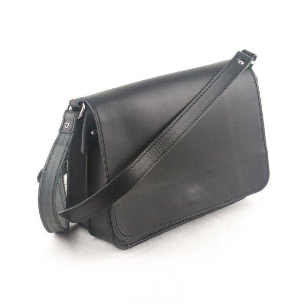 Leather Shoulder Bag Handmade Design Natural Tan Beige Brown Cross Body Satchel Vintage Saddle Handbag Purse M