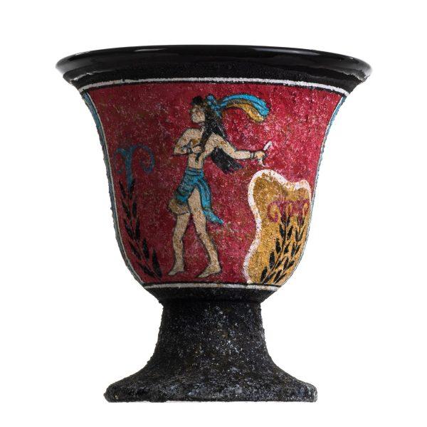 Pythagoras Cup of Justice Pythagorean Fair Mug Ancient Greek Minoan Fresco Prince Of Lilies Mural