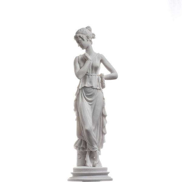 Persephone Goddess Queen of the Underworld Greek Mythology Statue Collectible Figurine Handmade Figurine Artifacts 16.53 inches