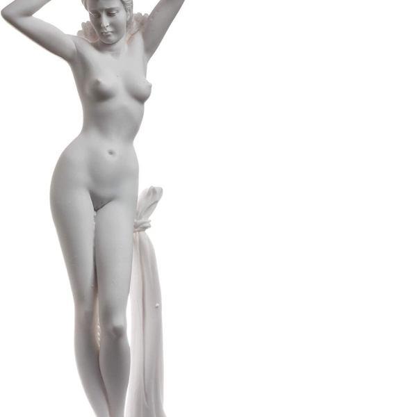"Nude Kore Goddess Greek Mythology Statue Collectible Figurine Handmade Figurine Collectible Artifacts 17.32"""