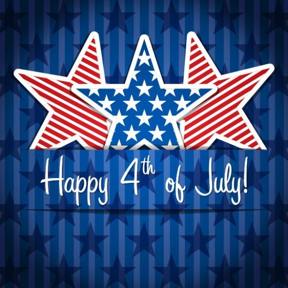 Free Happy 4th of July Images