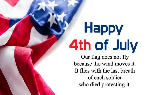 Happy 4th of July Wishes 2019