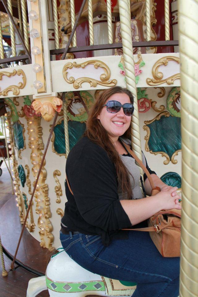Be merry [go-round]!