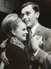 #TBT Bill & Becky 1968