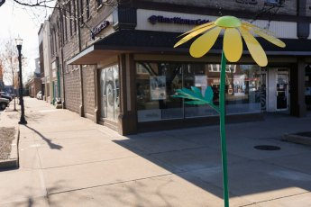 The Green-Headed Coneflower is located at 102 N. Main St. in Wadsworth.