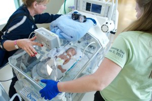39 premature babies move into new NICU – just in time for Mother's Day