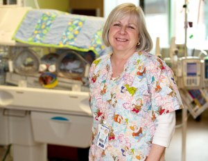 Veteran nurse reflects on NICU through the years