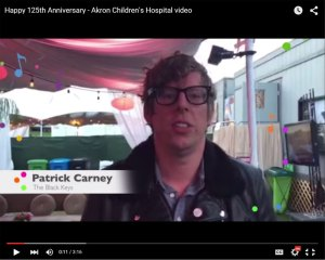 Celebrities with roots in northeast Ohio share in Akron Children's anniversary celebration