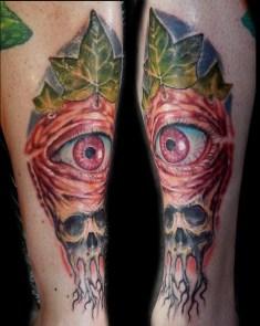 russ eye leg two angle
