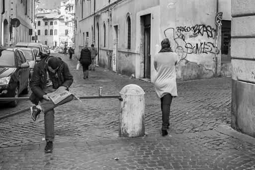 Rom Street Photography Lumix GM5