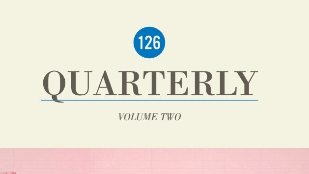 Off to the Printers- 126 Q.V.2