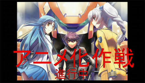 full metal panic season 3