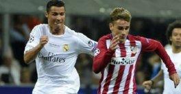 Antoine Griezmann dan Cristiano Ronaldo Akan Buktikan Diri